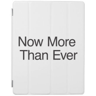 Now More Than Ever.ai iPad Cover