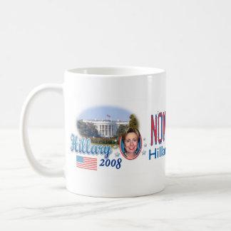 Now More Than Ever! Hillary Mug