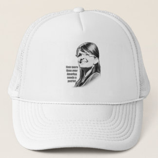 Now MoreThan Ever Trucker Hat