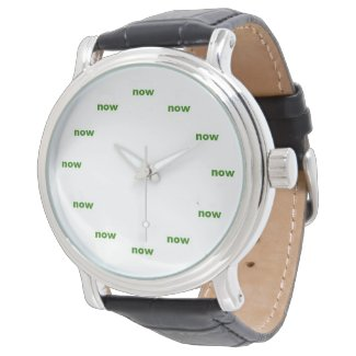 now or never watches