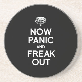 NOW PANIC AND FREAK OUT COASTER