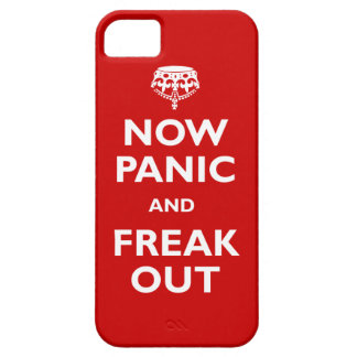 Now Panic And Freak Out iPhone SE/5/5s Case