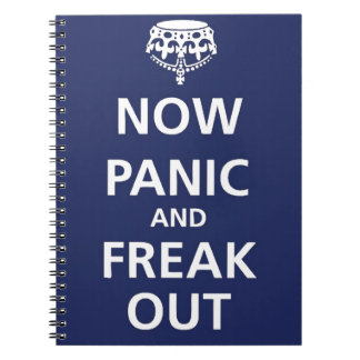 Now panic and freak out notebooks