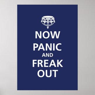 Now Panic Poster