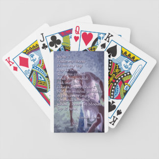 Now Bicycle Playing Cards