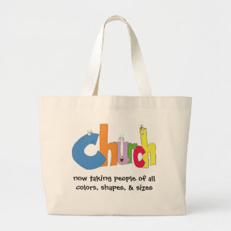 now taking people of all colors, shapes, & sizes bags