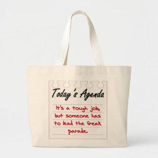 Now That's a Tough Job Tote Bag