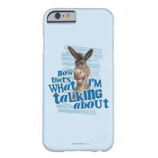 Now That's What I'm Talking About! Barely There iPhone 6 Case
