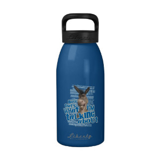 Now That's What I'm Talking About! Reusable Water Bottles