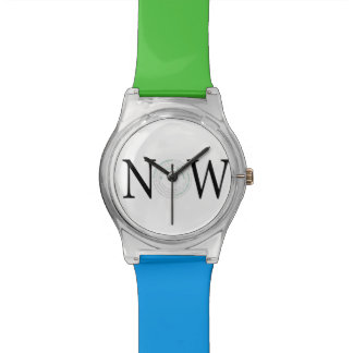NOW: The Only Time is the Present Wristwatch