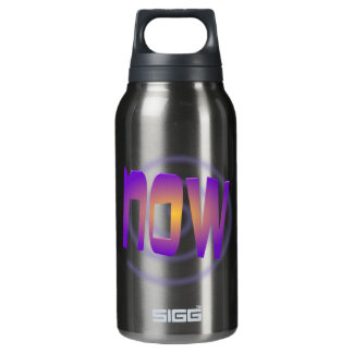 now thermos water bottle