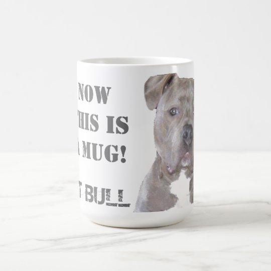 NOW THIS IS A MUG! COFFEE MUG