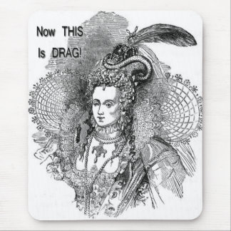 Now THIS is DRAG Mouse Pad