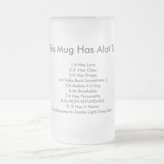 Now This Mug Has Alot To Offer