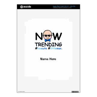 Now Trending Baby Boy Decals For iPad 3