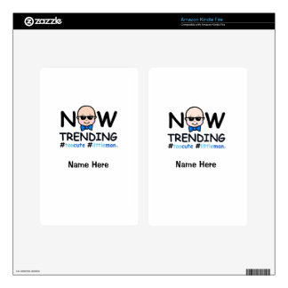Now Trending Baby Boy Kindle Fire Skin