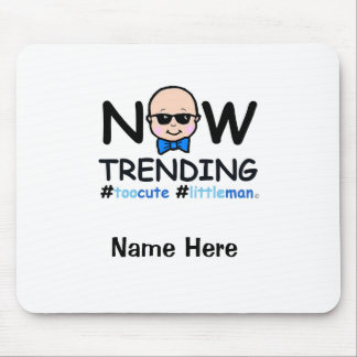 Now Trending Baby Boy Mouse Pad