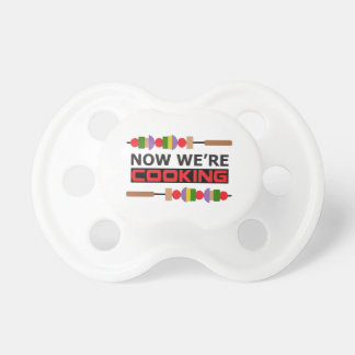 NOW WERE COOKING BooginHead PACIFIER