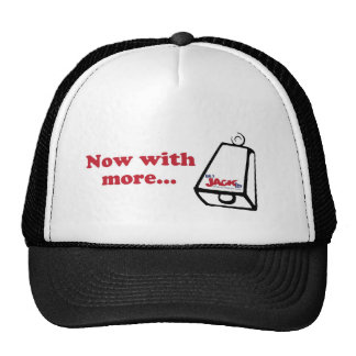 Now with more... trucker hat