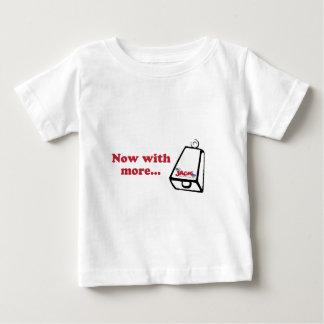 Now with more... infant t-shirt