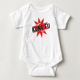 Now with Super Kung Fu Grip! Baby Bodysuit
