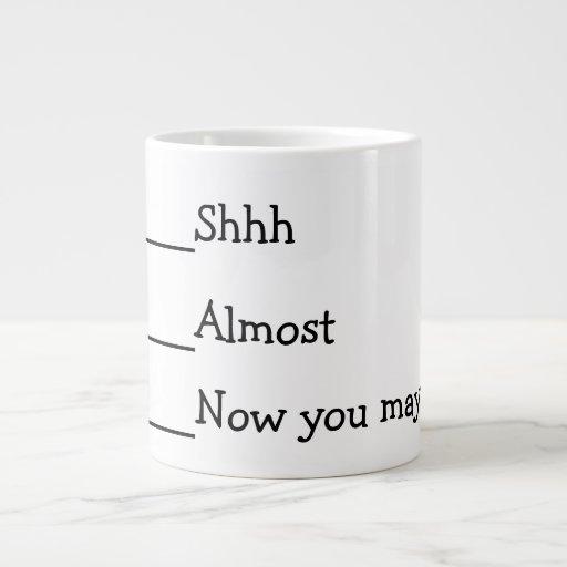 Now you may speak funny meme extra large mugs