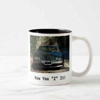 """Now You """"Z"""" It Mug"""