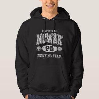 Nowak Polish Drinking Team Hoodie