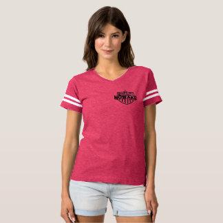 NOWAKE '07 Throwback Women's Football Shirt