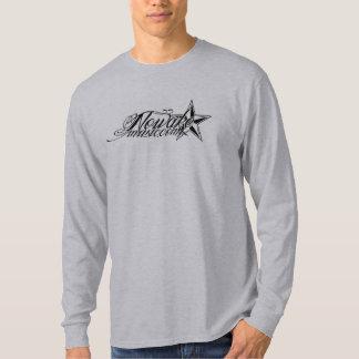 NOWAKE Ink Logo Long Sleeve T-Shirt