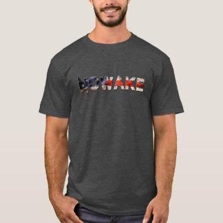 Nowake #merica (dark shirt) T-Shirt