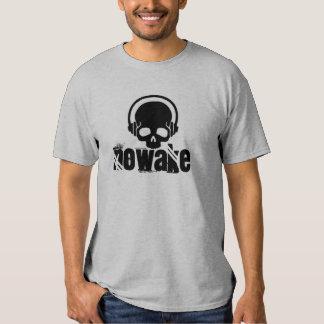 NOWAKE Skull Headphone Shirt