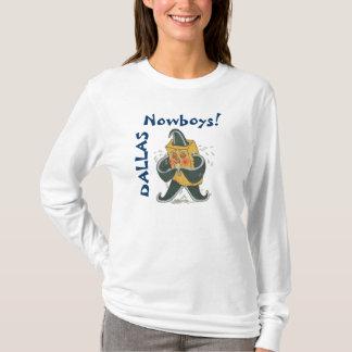 Nowboys Ladies AA Hoody Long Sleeve (Fitted)