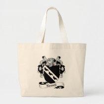 Nowell Family Crest Bag