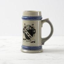 Nowell Family Crest Mug