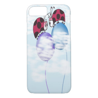 Nowhere But Up From Here iPhone 7 Case