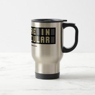 Nowhere In Particular Travel Mug! 15 Oz Stainless Steel Travel Mug