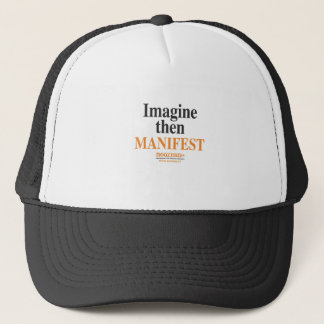 Nowism Sayings Light Clothing Trucker Hat