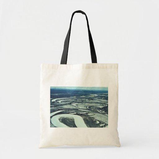 Nowitna National Wildlife Refuge Tote Bags