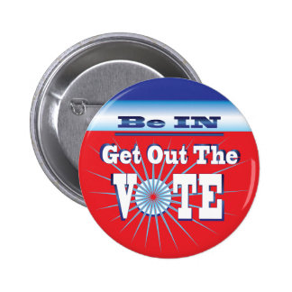 NowPower • Get Out The VOTE Button