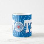 NowPower • Salga de la taza del VOTO, azul