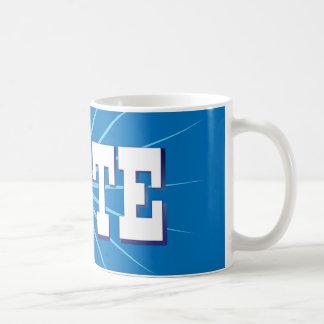 NowPower • Salga de la taza del VOTO azul