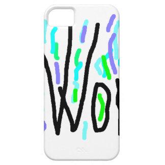 NoWrk iPhone 5 Case-Mate Cobertura