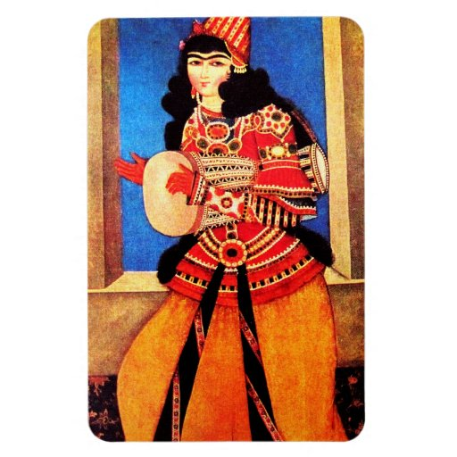 Nowruz Mubarak.Persian New Year Gift Magnets. Rectangular Photo Magnet