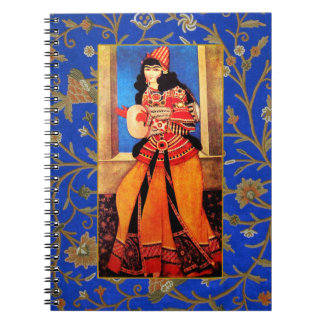 Nowruz Mubarak. Persian New Year Gift Notebook