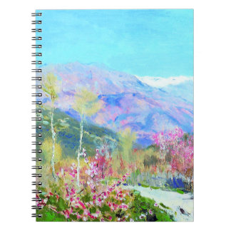 Nowruz Mubarak. Persian New Year Gift Notebooks