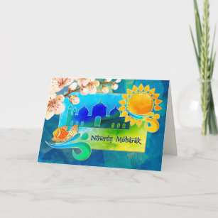 Persian new years cards zazzle persian new year greeting cards m4hsunfo