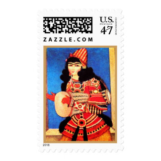 Nowruz Mubarak. Persian New Year Postage Stamps
