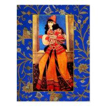 Nowruz Mubarak. Persian New Year Postcards