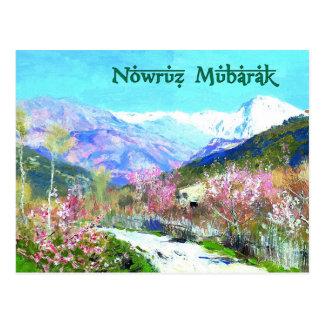 Nowruz Mubarak. Postales persas del Año Nuevo